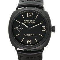 Panerai Radiomir Black Seal new 2013 Manual winding Watch with original box and original papers PAM 292