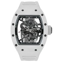 Richard Mille Ceramic 49.9mm Manual winding Rm055 new UAE, Dubai