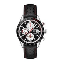 TAG Heuer Carrera Calibre 16 Steel 41mm Black United States of America, New Jersey, Englewood