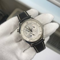 Jaeger-LeCoultre 142.8.92 Steel 2005 Master Geographic 38mm pre-owned
