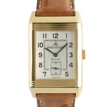 Jaeger-LeCoultre Reverso Grande Taille Or jaune 36.5mm Argent