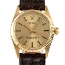 Rolex Oyster Perpetual 31 Yellow gold 31mm Gold