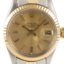 Rolex Lady-Datejust Goud/Staal 26mm Goud