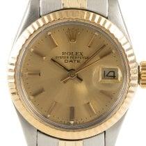 Rolex 6917 Gold/Stahl 1978 Lady-Datejust 26mm gebraucht Deutschland, Karlsruhe