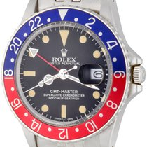 Rolex GMT-Master 1675 Very good Steel 40mm Automatic United States of America, Texas, Dallas