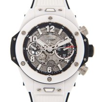 Hublot Big Bang Unico Ceramic 42mm Transparent Arabic numerals