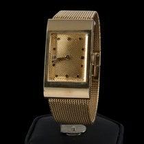 Boucheron Желтое золото 21mm Механические B908-247 подержанные