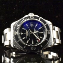 Breitling Superocean II 42 A17365C9 Sehr gut Stahl 42mm Automatik