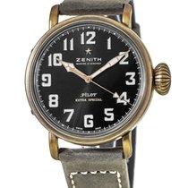 Zenith 29.1940.679/21.C800 Bronze Pilot Type 20 Extra Special nouveau
