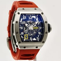 Richard Mille RM 030 new 2020 Automatic Watch with original box and original papers RM030