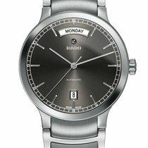 Rado Centrix Steel 38mm Grey United States of America, New York, Monsey