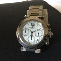 Cartier 2412 Steel 2008 Pasha C 36mm pre-owned