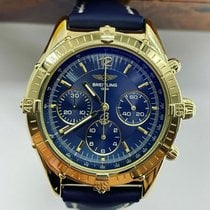 Breitling Yellow gold 38mm Automatic K30011 pre-owned