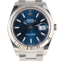 Rolex 41 126334 Steel 2019 Datejust 41mm pre-owned