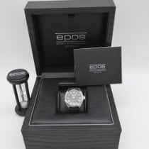 Epos new Automatic Display back 31.4mm Steel Sapphire crystal
