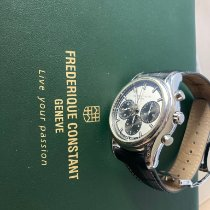 Frederique Constant Vintage Rally pre-owned 40mm Silver