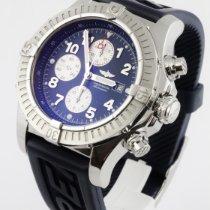 Breitling Super Avenger Stahl 48mm Blau Arabisch Deutschland, Villingen Schwenningen