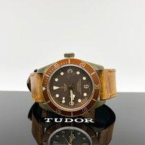 Tudor Black Bay Bronze 79250BM Very good Bronze 43mm Automatic UAE, Abu Dhabi