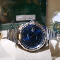 Rolex Datejust Steel Blue Roman numerals Malaysia, Batu pahat
