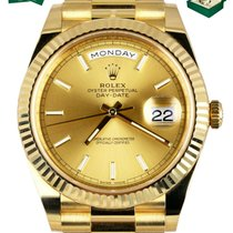 Rolex Day-Date 40 Yellow gold 40mm United States of America, New York, Smithtown