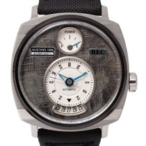 REC Watches Steel 45mm Automatic REC  P-51 pre-owned