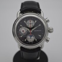 Aerowatch new Automatic Display back Limited Edition 42mm Sapphire crystal