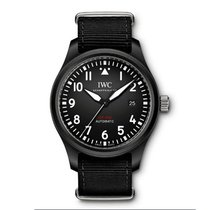 IWC Pilot Chronograph Top Gun Ceramic 41mm Black Arabic numerals United States of America, Florida, Boca Raton
