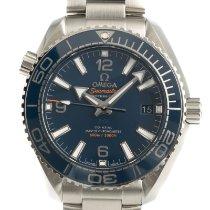 Omega Seamaster Planet Ocean Acier 39.5mm Bleu