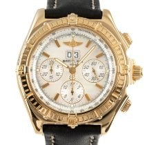 Breitling Crosswind Special Yellow gold 44mm Mother of pearl