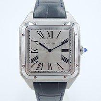 Cartier Santos Dumont Otel 46.6mm Argint Roman