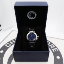 Cartier Pasha C Steel 35mm Blue United States of America, New York, NYC