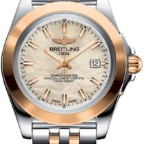 Breitling 32mm Automatic C71330121A1C1 new