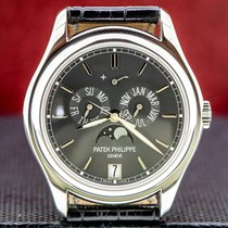 Patek Philippe Platinum Automatic 39mm Annual Calendar