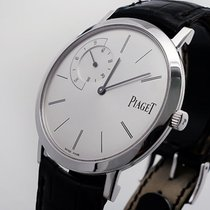 Piaget Altiplano White gold 41mm Silver No numerals United States of America, California, Los Angeles