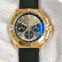 Breitling Chronomat new 2021 Automatic Chronograph Watch with original box and original papers RB0134101B1S1