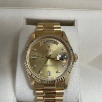 Rolex Day-Date 36 Yellow gold 36mm Champagne United States of America, California, los Angeles