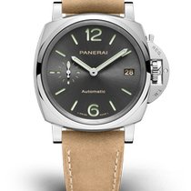 Panerai Luminor Due new 2021 Automatic Watch with original box and original papers PAM 00755