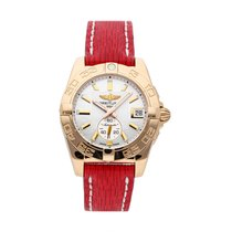 Breitling Galactic 36 Rose gold 36mm White No numerals United States of America, Pennsylvania, Bala Cynwyd