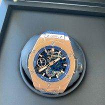 Hublot Big Bang Meca-10 Rose gold 45mm Transparent No numerals Australia, Surfers Paradise