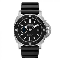 Panerai Luminor Submersible 1950 3 Days Automatic new Automatic Watch with original box and original papers PAM01389