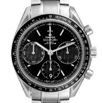 Omega 326.30.40.50.01.001 Steel 2019 Speedmaster Racing 40mm pre-owned United States of America, Georgia, Atlanta