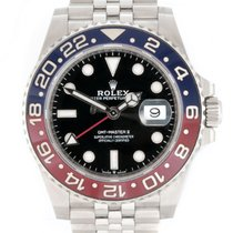 Rolex 126710BLRO Steel 2020 GMT-Master II 40mm pre-owned
