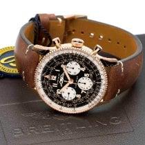 Breitling Navitimer neu 2021 Handaufzug Chronograph Uhr mit Original-Box und Original-Papieren RB0910371B1X1