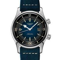 Longines Legend Diver Steel 42mm Blue