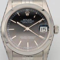 Rolex Lady-Datejust Stahl 31mm Schwarz Schweiz, Montreux 1