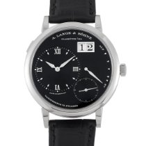A. Lange & Söhne Grand Lange 1 White gold 40.9mm Black United States of America, Pennsylvania, Southampton