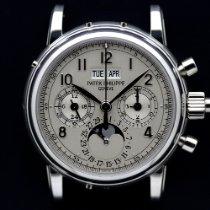 Patek Philippe Perpetual Calendar Chronograph Platin 37mm