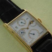IWC Novecento Gelbgold 26,5mm Weiß