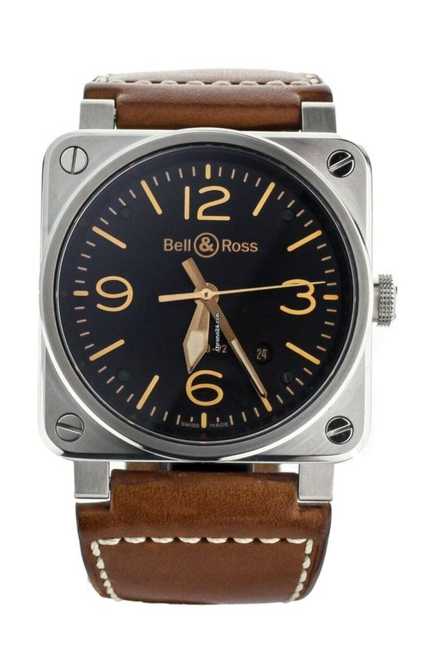 Bell & Ross BR 03-92 Steel BR03-92 pre-owned