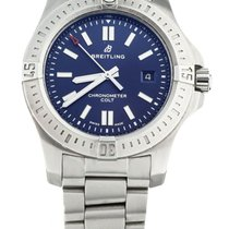 Breitling Colt Automatic Steel 44mm Blue United States of America, Illinois, BUFFALO GROVE